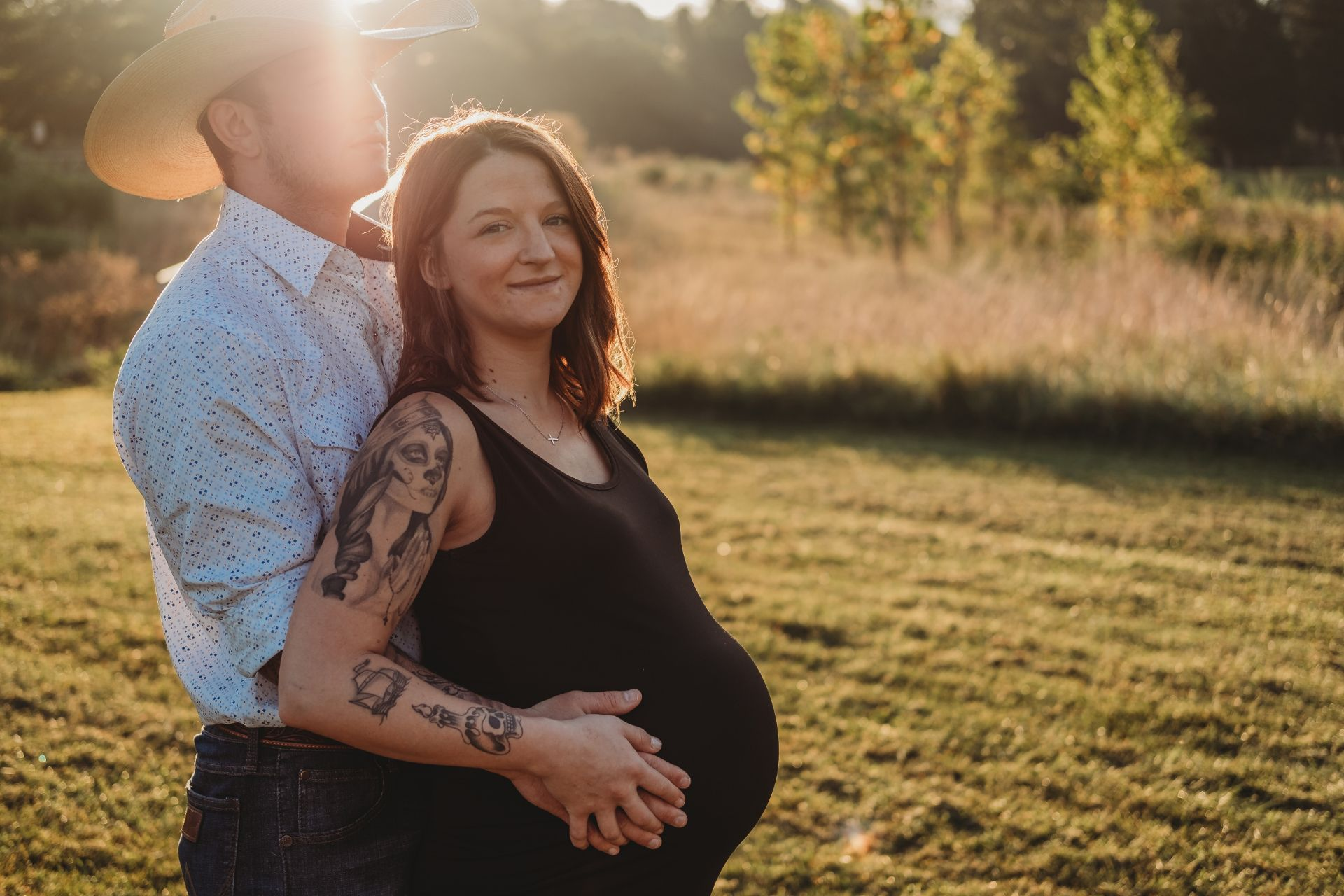 Best Maternity and Newborn Photographer Washington DC